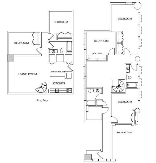 Five Bedroom Rendering