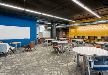 Study Rooms at City Lofts on Laclede