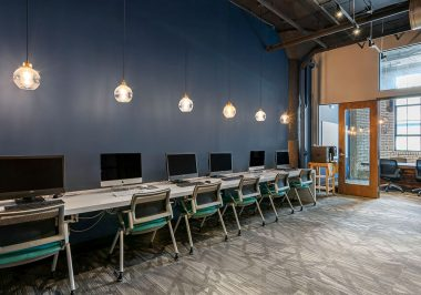 Computer Lab at City Lofts on Laclede